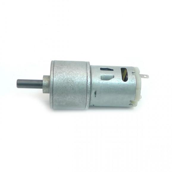 Motor com Redução 12V 44 RPM Cód. Motor 12