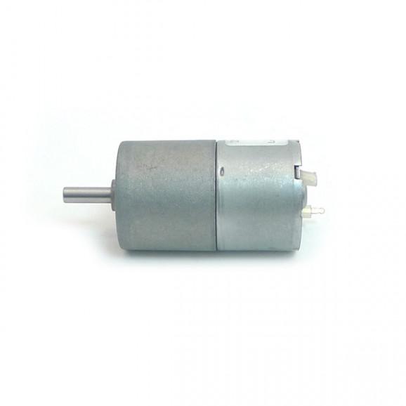Motor com Redução 12V 75 RPM Cód. Motor 13.B