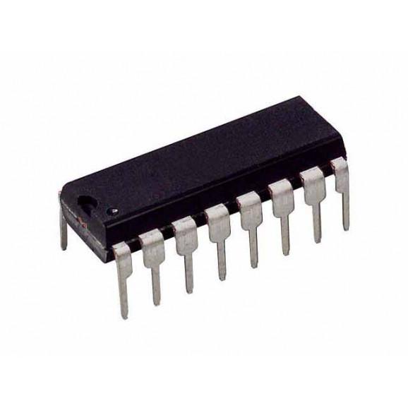 Circuito Integrado ADM202JNZ DIP-16 - Cód. Loja 3133 - Analog Devices