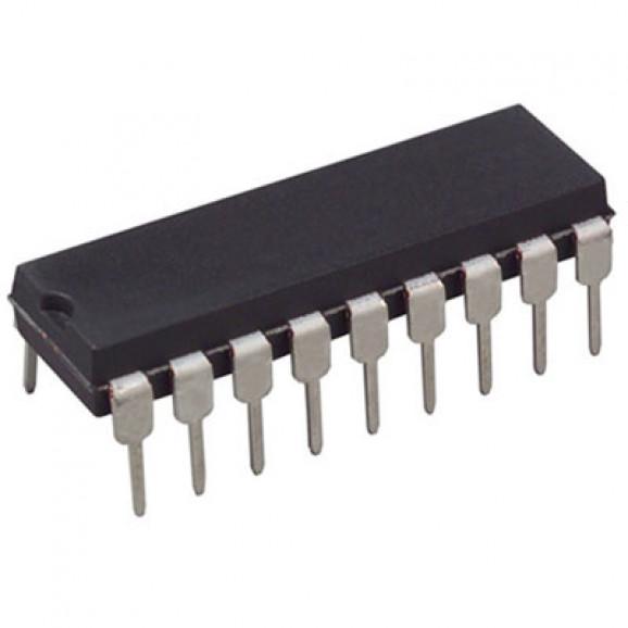 Microcontrolador PIC16F819-I/P DIP18 - Microchip - Cód. Loja 3900