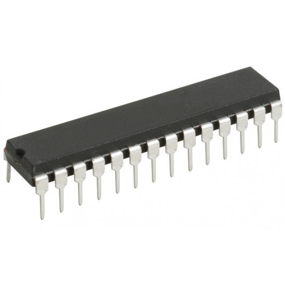 Microcontrolador ATMEGA48PA-PU DIP28 - Cód. Loja 4561 - Atmel