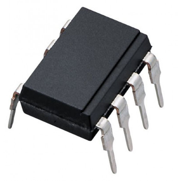 Microcontrolador PIC10F200-I/P DIP08 - Microchip - Cód. Loja 1298