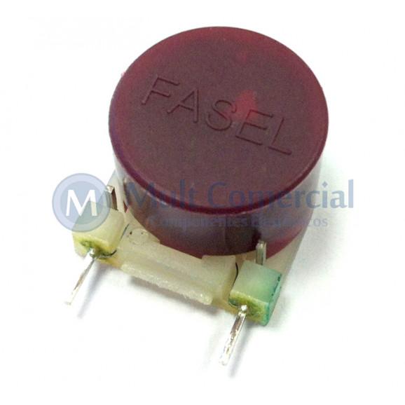 Indutor Fasel Vermelho ECB-F1-02 563mH/17.5ohms