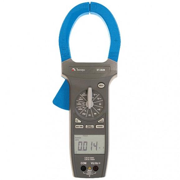 Alicate Amperímetro Digital ET-3920 - Minipa