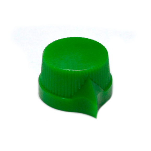 Knob com Parafuso KN-1400 - Verde