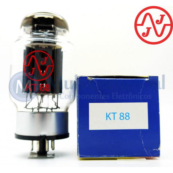 Válvula KT88 Tetrodo de Potência JJ Tesla