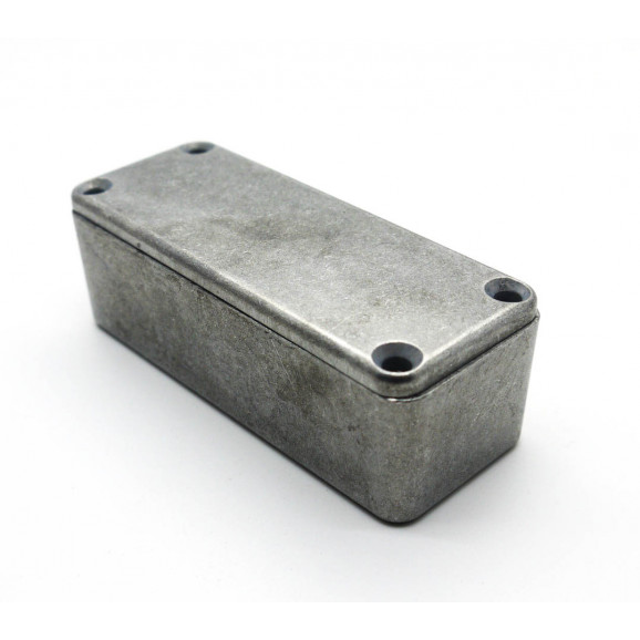 Caixa de Alumínio Original Hammond 1550A