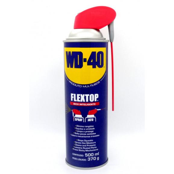 WD-40 Produto Multiuso  FlexTop 500ml - Bico Inteligente