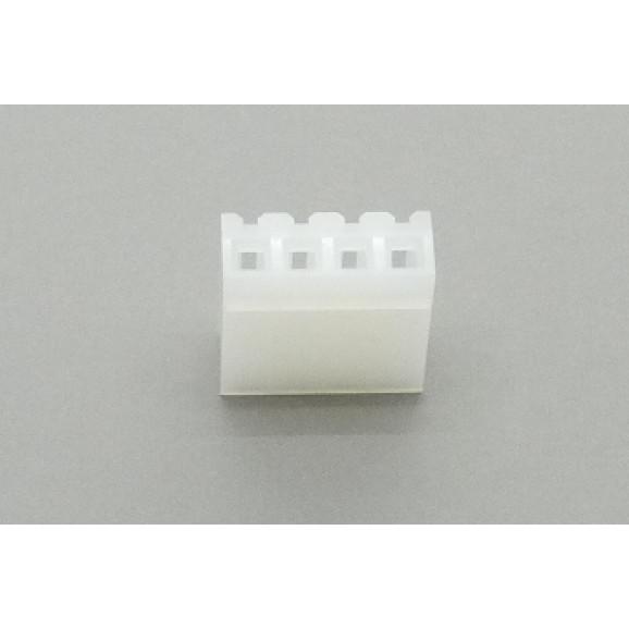 Conector KK JS-5001-04 Alojamento Fêmea passo 3.96mm 4 vias