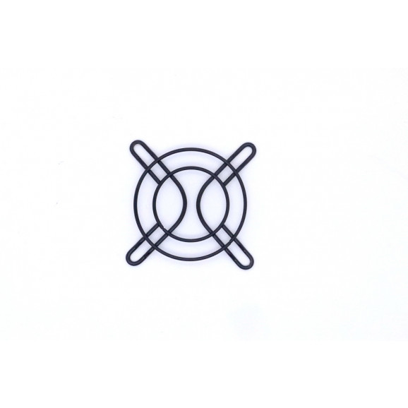 Tela Para Microventilador 60x60 E-06 - Preto