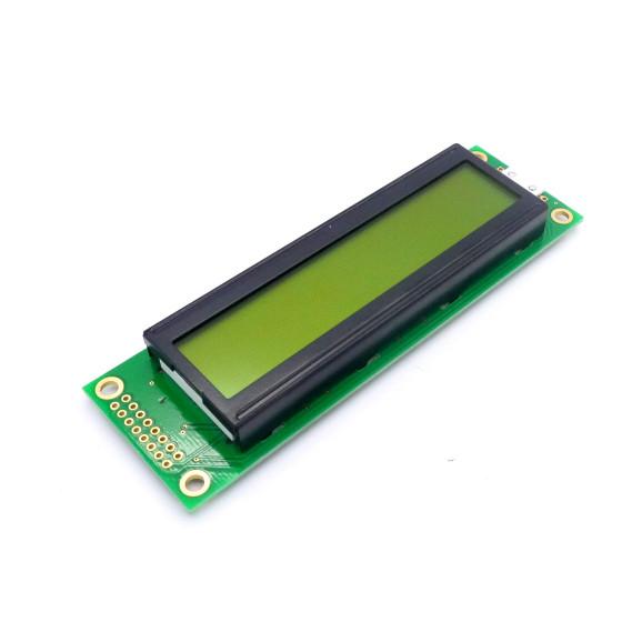 Display LCD 20x02 Verde com Luz de Fundo (Back Light) WH-2002A-YYH-JT - Winstar
