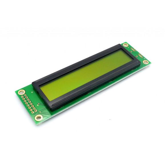 Display LCD 20x02 Verde sem Luz de Fundo (Back Light) WH-2002A-NYG-JT - Winstar