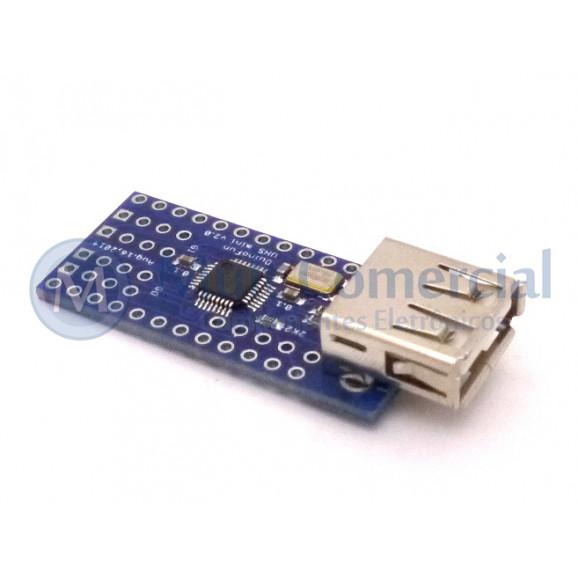 Shield USB Host 2.0 Compatível com Arduino- GC-74