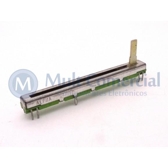 Potenciômetro deslizante WH60011P B10KX2