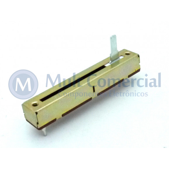 Potenciômetro deslizante SL45-B200K