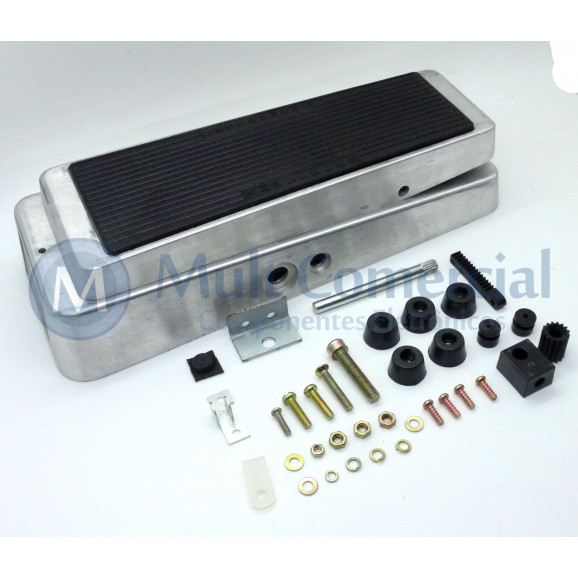 Caixa para montagem de Pedal Wah Wah GEP-2
