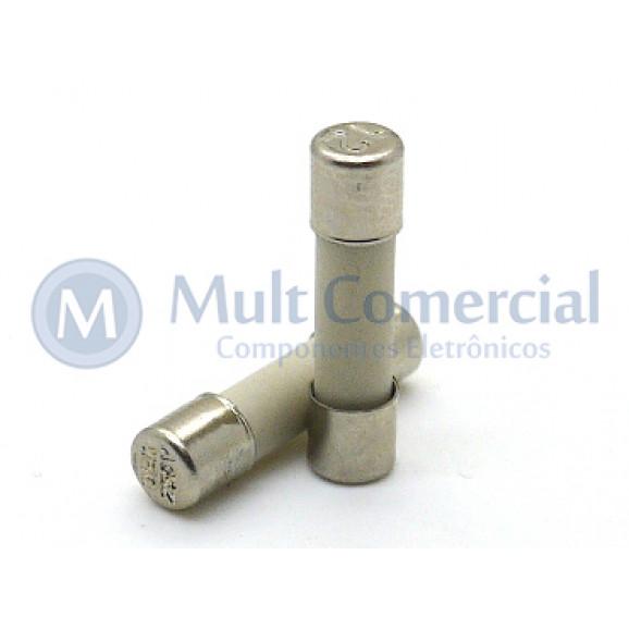 Fusível Cerâmico 15A 250V 5x20mm - 20AG