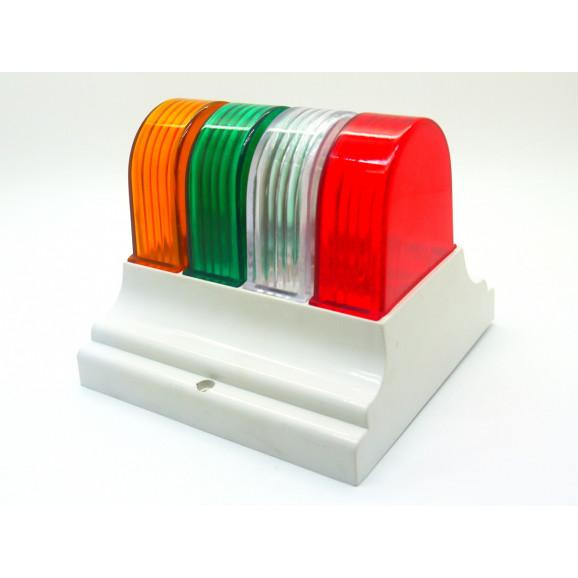 Caixa Plástica Para Sinalizador SI-4V - Patola
