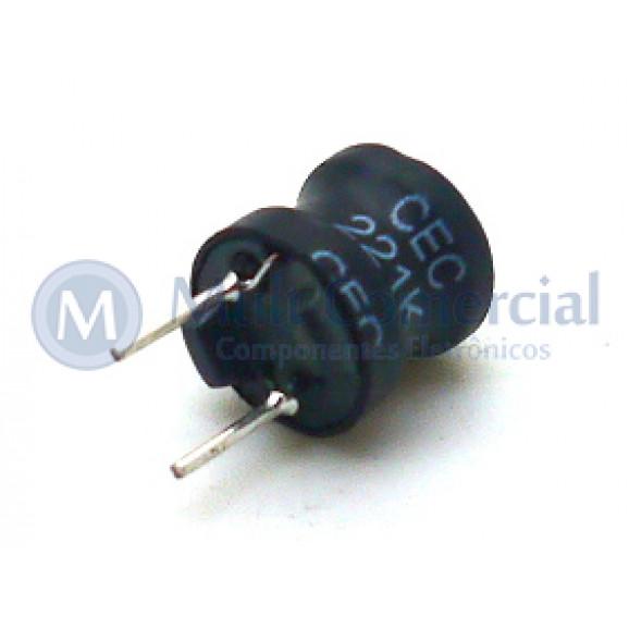 Indutor Fixo 220UH CRCH895221K877098