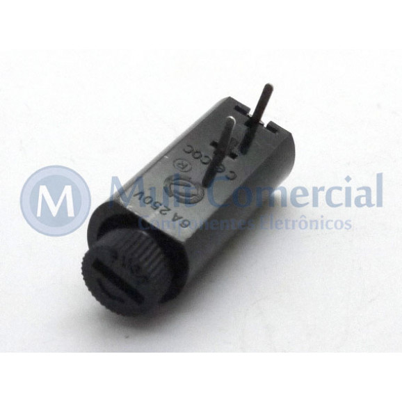 Porta Fusível para painel 90° para fusível 20AG - FBFH1112-B
