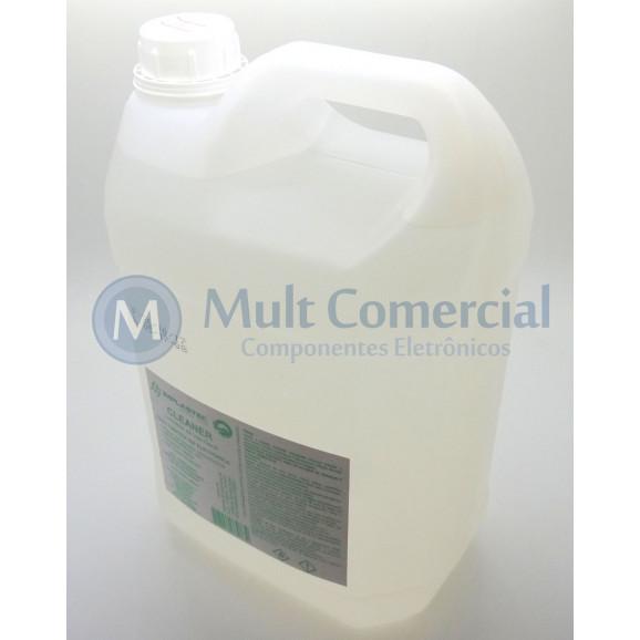 Cleaner - produto para limpeza em Eletrônica 5 Litros - Isento de Isopropanol - Implastec