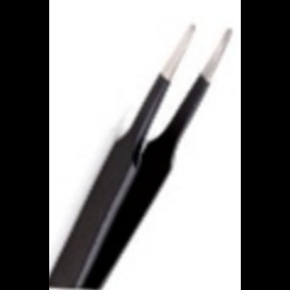 Pinça Reta DS D-ESD 120mm x 9mmPinça Reta DS D-ESD 120mm x 9mm - DS Tools