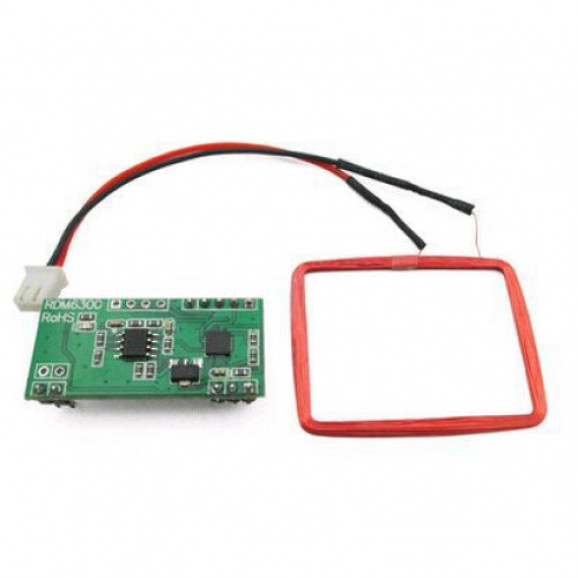 Leitor RFID RDM6300 125KHz - GC-01