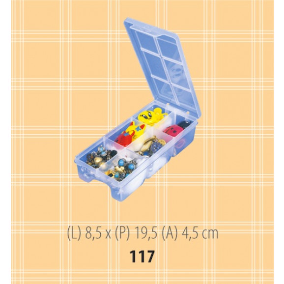 Organizador Adaptável  REF. 117 - São Bernado