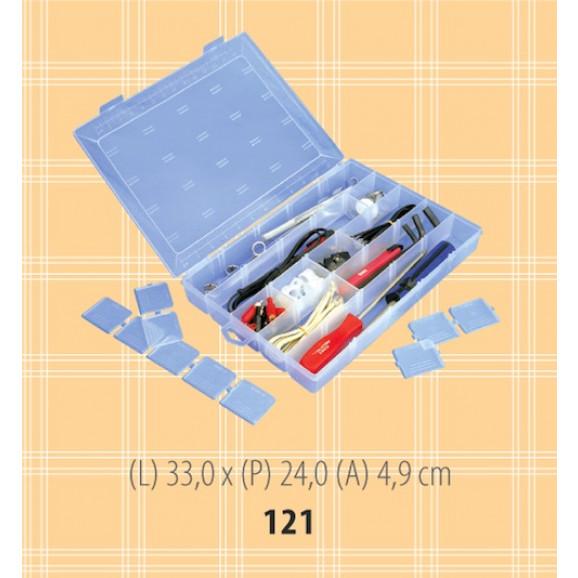 Organizador com Divisor Adaptável REF. 121 - São Bernado