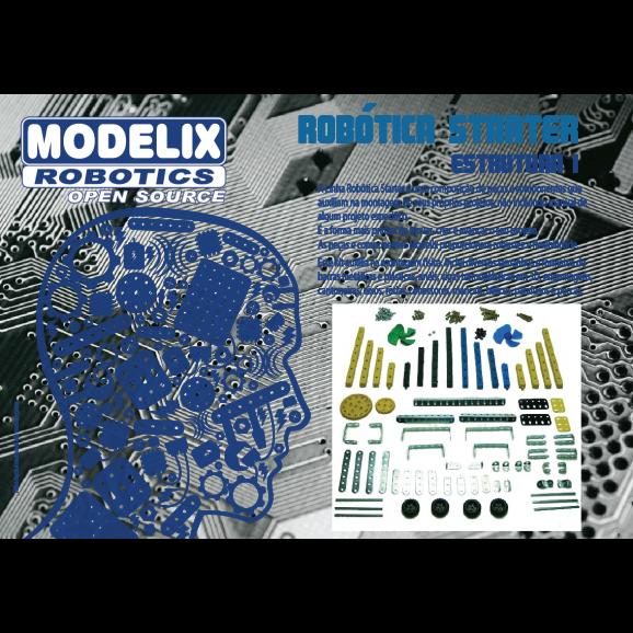 Starter Estruturas I 300 - Modelix