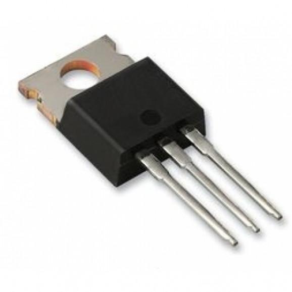 Regulador de Tensão Linear L7810CV 10V 1A Positivo TO220 - STMicroelectronics - Cód. Loja 387