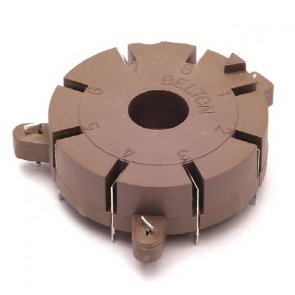 Soquete para Válvula de 8 Pinos (Octal) VT8-PT-2 - Belton