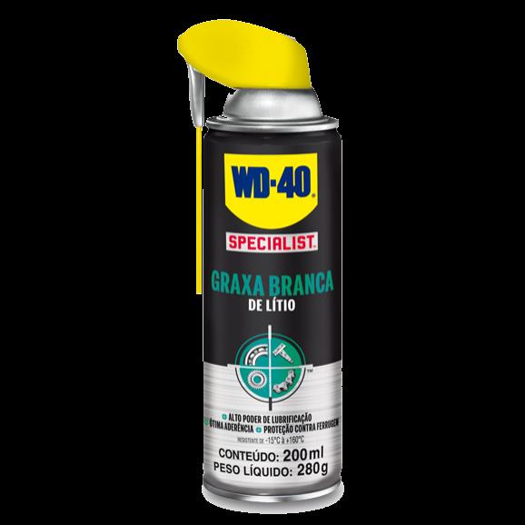 WD-40 SPECIALIST Graxa Branca de Lítio