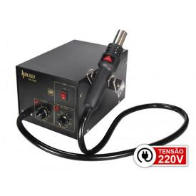 Estação de Retrabalho Analógica para SMD HK-850 ESD - 220V