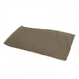 Tecido Ortofônico Bege Padrão 285-1-2 - Largura 1,30m