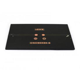 Mini placa solar 60x90mm 6v -150mA - CNC60X90-6