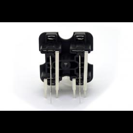Jack com 4 RCA para PCI 90° - JL15024 - Jiali