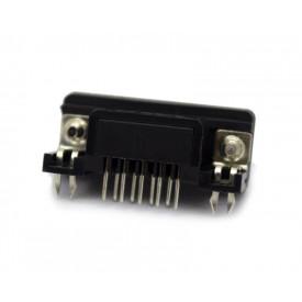 Conector DB09 Fêmea PCI 90 - DS1037-03-09FNCKT4