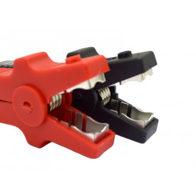 Garra Jacaré para Bateria diversas cores terminal de ferro GI-30