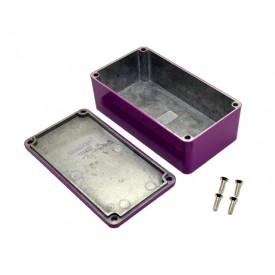 Caixa de Aluminio Roxa 1590B2PR - Hammond