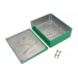 Caixa de Aluminio Verde 1590BB2GR - Hammond