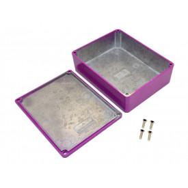Caixa de Aluminio Roxa 1590BB2PR - Hammond