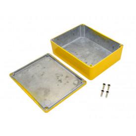 Caixa de Aluminio Amarela 1590BB2YL - Hammond