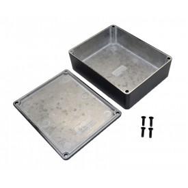 Caixa de Aluminio Preta 1590BB2BK - Hammond