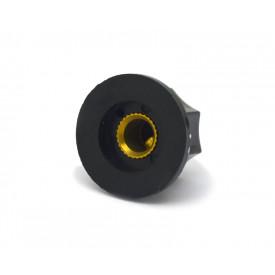 Knob com parafuso padrão MXR - MF-B01 - Preto
