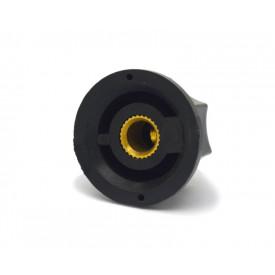 Knob com parafuso padrão MXR - MF-B02 - Preto