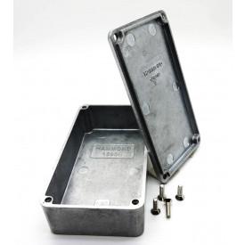Caixa de Alumínio Original Hammond 1590B