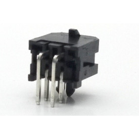 Conector  Macho JS-3027 90º Micro fit passo 3.00mm