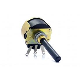 Potenciometro de Fio de 4 Watt 32mm Linear eixo plastico - Fernik