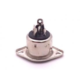 Conector Din JL21322/5P 5 Pinos 90° - Jiali